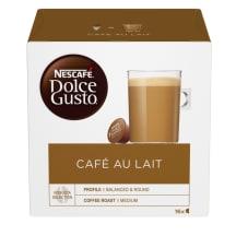 Kafija kapsulas Dolce Gusto Cafe Lait 16x10g