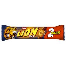 Šokolādes batoniņš Lion 2 pack 60g