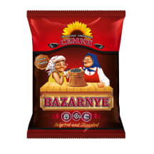 Saulespuķu sēklas Bazarnyje grauzdētas 100g