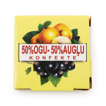 Ogu konfekte Ricberry Bamba 10g