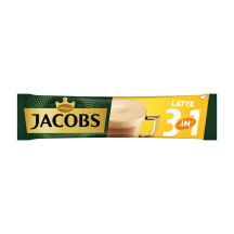 Kohvijook lahustuv Cafe Latte Jacobs 12,5g