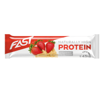 Proteiinibatoon maasika High protein 35g
