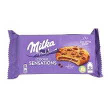 Küpsised Milka Sensations 156g