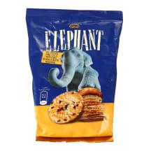 Krekeriai su sezamų sėklomis ELEPHANT, 80g