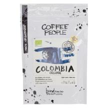 Kohv jahvat. Colombia hele röst 250g