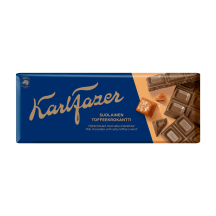 Piimašokolaad sool. karamelli Karl Fazer 200g