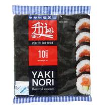 Jūraszāles Yaki Nori grauzd suši pagatav. 24g