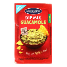 Guacamole-kastme maitseainesegu S.M. 15g