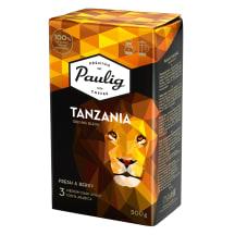 Kohv jahvatatud Tanzania Paulig 500g