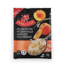 Riisipuder virsiku&karamelli Herkuless 40g