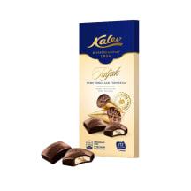 Tume šokolaad täidisega Tuljak Kalev 105g