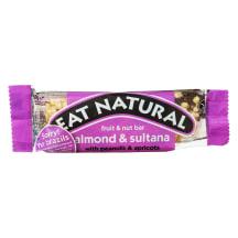 Batonėlis su riešut.razin., EAT NATURAL, 50 g