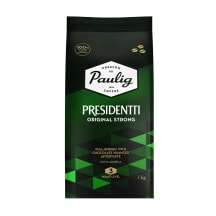 Kafijas pup. Presidentti original 1kg