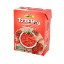 Sasmalcināti tomāti Melissa savā sulā 390g