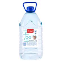 Natūr. miner. vanduo RASA LIGHT MINERALS, 5l