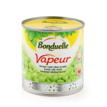 Žalieji žirneliai BONDUELLE VAPEUR, 265g