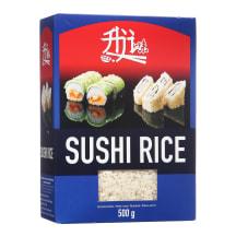 Lipnūs vidutin. grūdų sušių ryžiai AJI, 500g