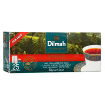 Tee must Dilmah Premium 25x2g