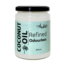 Kookosõli rafineeritud lõhnatu Aukso 500ml