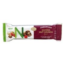 Batonėlis NUTRILESS QUINOA NUT CRUNCH, 56 g