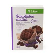 Miltu maisījums Dobele šokolādes mafini 450g