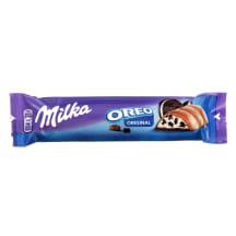 Pien. šokoladas van.sk.pien.įd., MILKA, 37 g