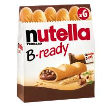 Batonėlis NUTELLA B-READY, 132g