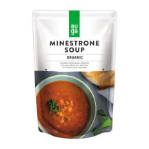 Zupa Auga Minestrone dārzeņu 400g