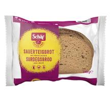 Duona be glitimo SURDEGSBROT, 240 g
