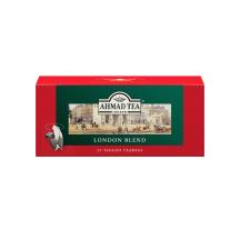 Melnā tēja Ahmad tea classic 25x2g