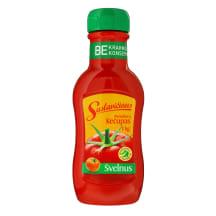 Švelnusis SUSLAVIČIAUS pomidorų kečupas, 1kg