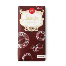 Tumšā šokolāde Lukss Latvija 100g