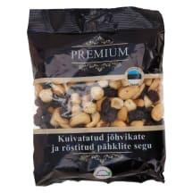 Jõhvika-röstitud pähklite segu Premium 300g