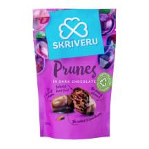 Ploomid tumedas šokolaadis Skriveru 110g