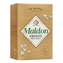 Rūkyti jūros druskos dribsniai MALDON, 125g