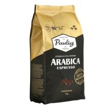 Kavos pupelės PAULIG ARABICA ESPRESSO, 1kg