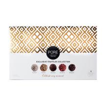 Šokolādes trifeļu Pure kolekcija 160g