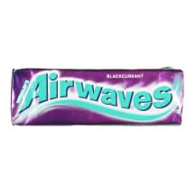 Kramt. guma su juod.serbentais AIRWAVES 14 g
