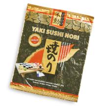 Suši lapas Gold edition 10gab. 28g