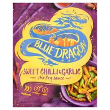 Mērce Blue Dragon saldā čili un ķiploku 120g