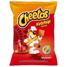 Uzkoda Cheetos ar kečupa garšu 165g