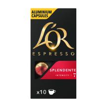 Kavos kapsulės L'OR SPLENDENTE, 10 vnt., 52g