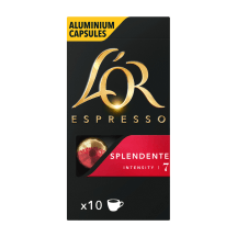 Kafijas kapsulas L'or splendente 10gab.