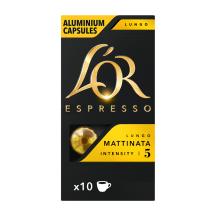 Maltos kavos kapsulės L'OR MATTINATA, 52 g