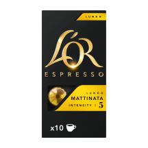 Kafijas kapsulas L'or mattinata 10gabali