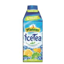 Jäätee Pfanner sidruni-laimimaitseline 0,75l