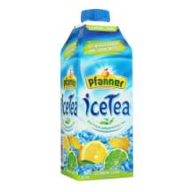 Citrinų skonio šaltoji arbata PFANNER, 0,75l