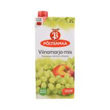 Mahlaj. õun-valge viinamari Põltsamaa 2l
