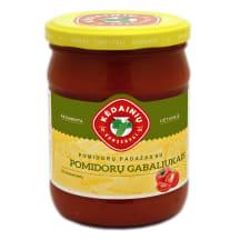 Pomidorų padažas su pomidorų gab., KKF, 500g
