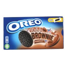 Kakaoküpsised Oreo Brownie 176g